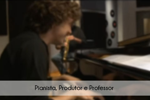 pianista, produtor e compositor